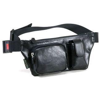 Nep | Rakuten Global Market: Made in Japan-toyooka bag waist hip bag-bags without gusset slim flat-screen 29 cm lock feature with combination skin leather second porch men's, gentleman, man bags, bag, bag, bag