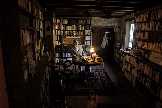 Alberto Manguel and the Library of Babel – Tablet Magazine