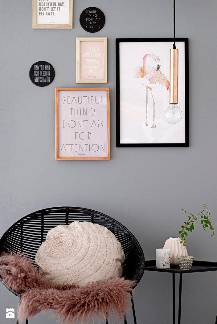Salon styl Skandynawski - zdjęcie od Fabryka Form - Salon - Styl Skandynawski - Fabryka Form