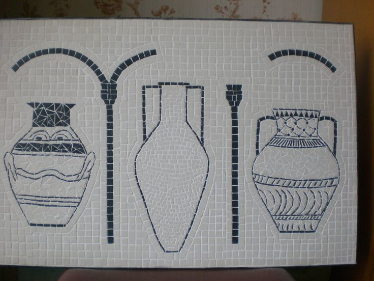 Inspired from Etruscan vases