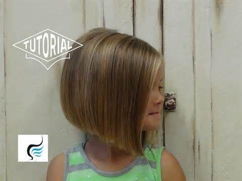Phenomenal 17 Best Ideas About Little Girl Bob On Pinterest Little Girl Short Hairstyles Gunalazisus