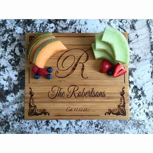 1000 Ideas About Bamboo Cutting Board On Pinterest
