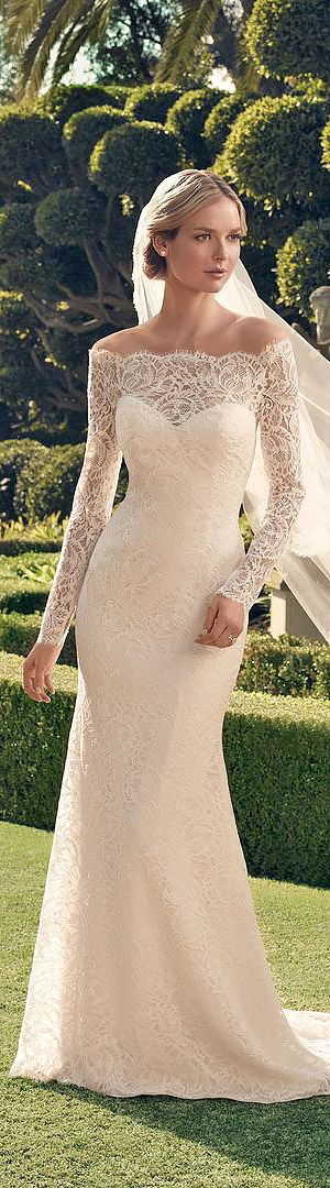 21 Lace Wedding Dresses That You Will Absolutely Love. ❤ Get inspired with our…