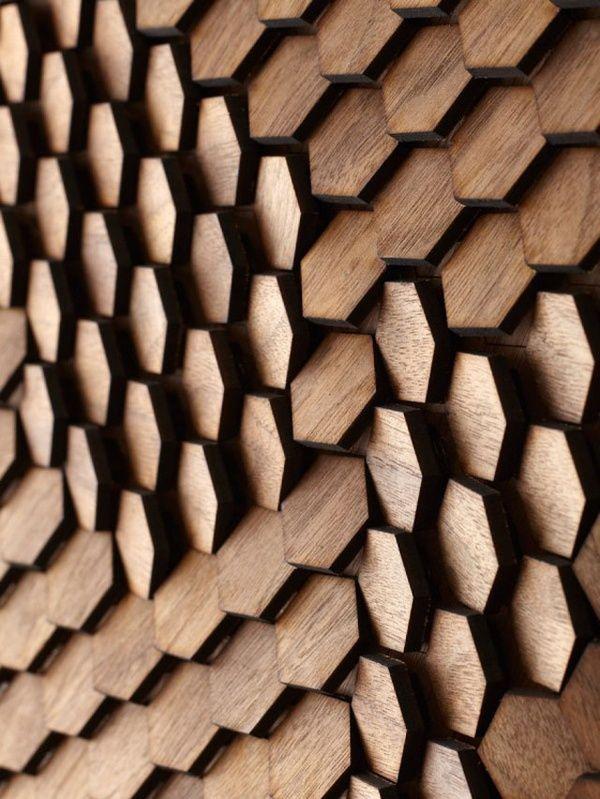 detailsorientedbyshapepluspace:  Timber Alexander Tiles | Giles Miller Studio