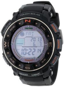 """Casio Men's PRW2500-1 """"Pathfinder"""" Tough Solar Digital Watch"""