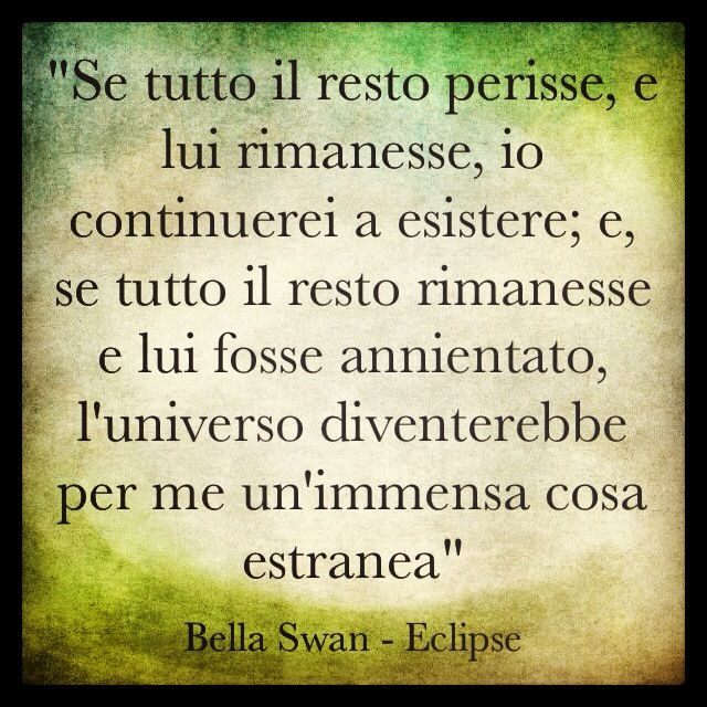 #BellaSwan #Love #Eclipse