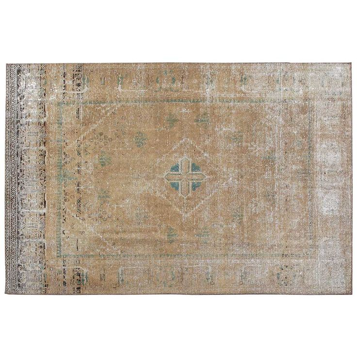 """10'0"""" x 7'1"""".Vintage Persian rug, Overdyed Rugs,Traditional area rug for sale, Woven Handmade, Light Color, Code : S0101412"""