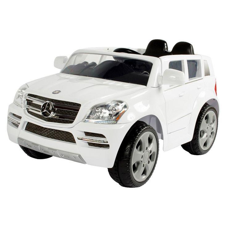 Aria Child 6V Mercedes GL450 SUV