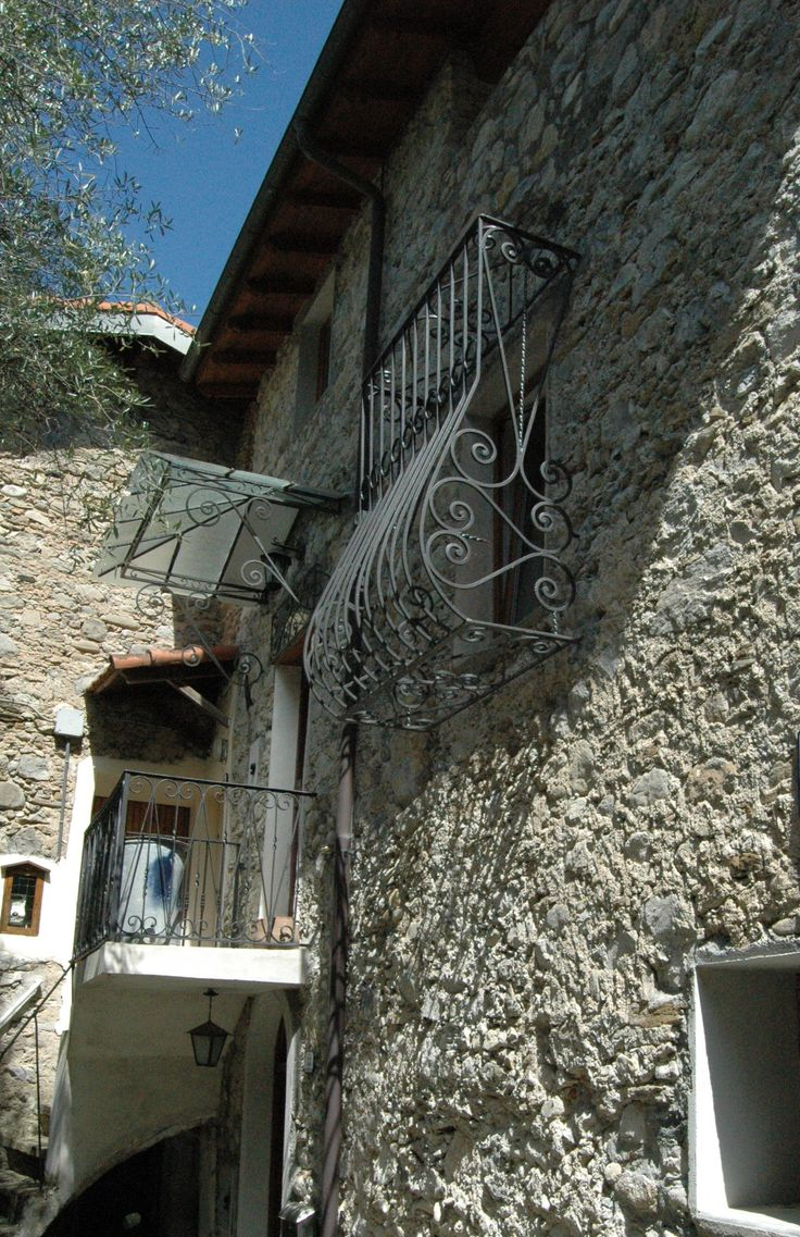 Olivetta San Michele (IM), Località Torre, Val Bevera, Via Ponte Roncone