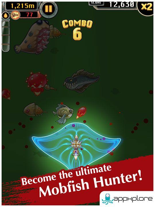 Appxplore   Games Development Studio   Mobfish Hunter