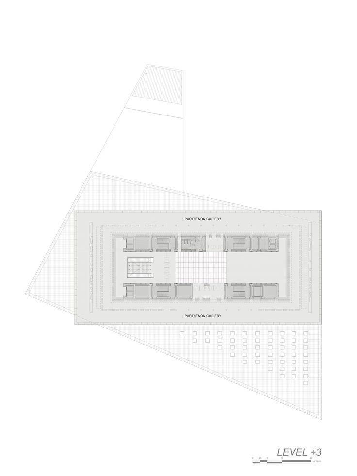 Gallery - New Acropolis Museum / Bernard Tschumi Architects - 22