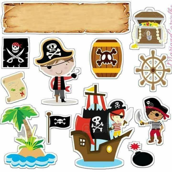 полностью картинки пирата для печати на торт журналистам все удалось