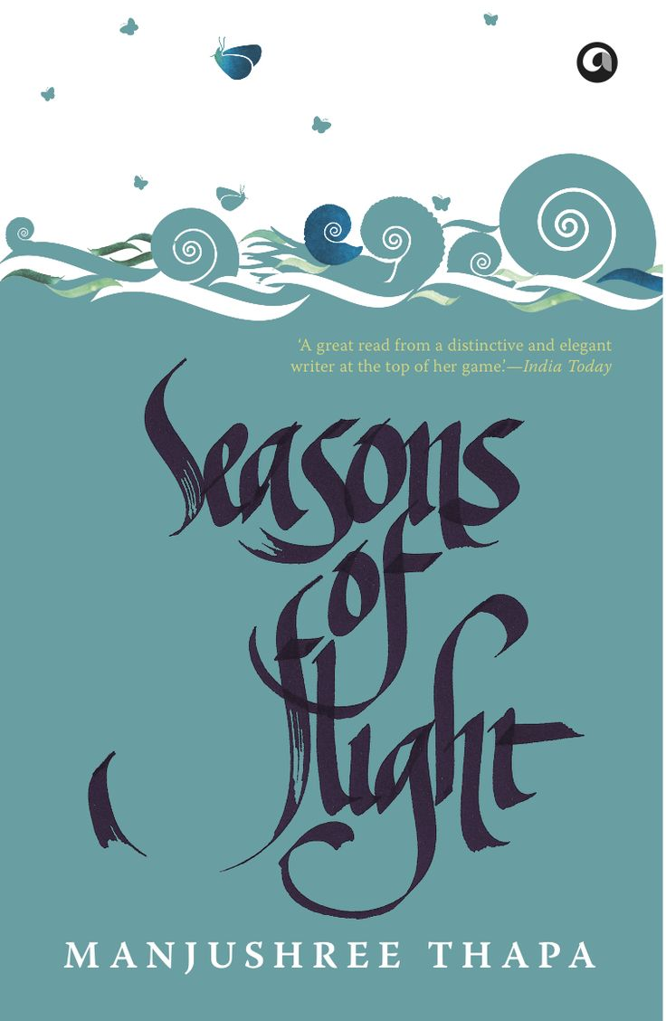 Seasons of Flight by Manjushree Thapa