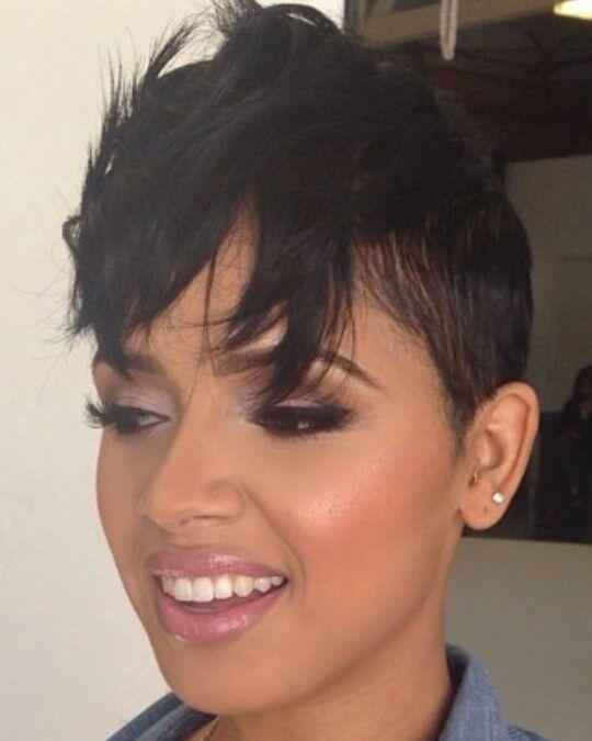 #Short haircut