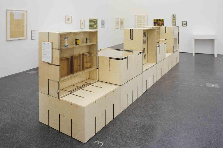 """Fluxus Module"" Exhibition / modulorbeat"