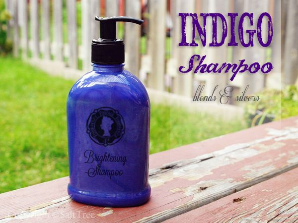 Attention Blonds! DIY Brightening Shampoo.