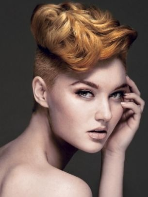 Select 1 of those dramatic hair color ideas for spring arranged within this modern tendency evaluation.