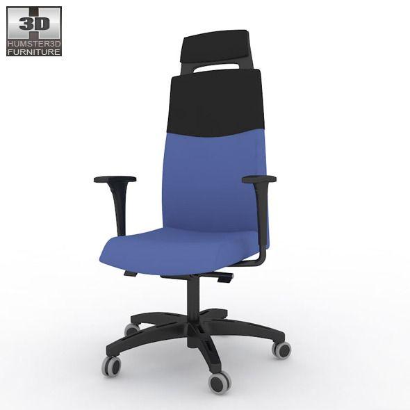 Hartbodenrollen – passend für alle IKEA Bürostühle (Markus, Volmar, Flintan etc.) – 5er Set