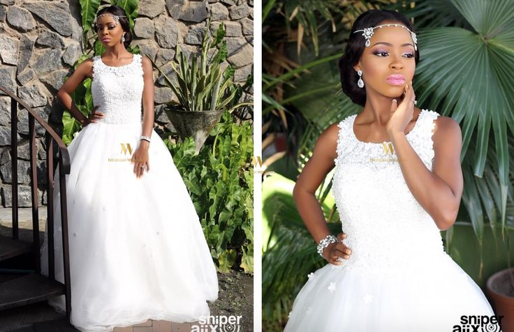 Nigerian Wedding Presents Yes! I Do Bridal Nature & Spa Inspired Shoot | Sniper Ajix