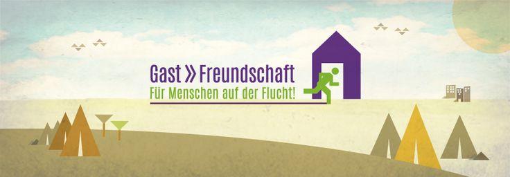 """Flüchtlinge in der DPSG - Wir ermöglichen für Kinder und Jugendliche aus Flüchtlings-Familien die Teilhabe am Verbandsleben. Damit möchten wir ein Zeichen für eine Willkommenskultur setzen: Unter dem Motto """"Gast>>Freundschaft – Für Menschen auf der Flucht"""" engagieren wir uns besonders für Menschen, die aus ihrem Heimatland flüchten mussten. Wir möchten ihnen begegnen, mit ihnen ins Gespräch kommen und sie hier in Deutschland Willkommen heißen."""