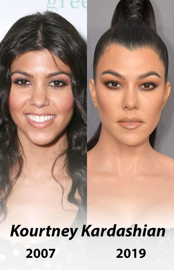 Kourtney Kardashian Fruher Und Heute Foto Getty Images North America Alberto E Rodriguez Getty Images N Kourtney Kardashian Stars Ungeschminkt Kardashian
