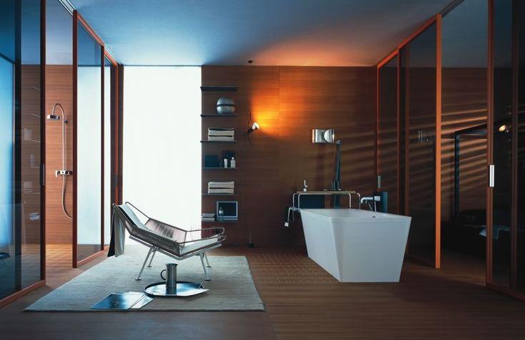 Las Tinas de baño Hansgrohe aportan un indiscutible toque distintivoa su nuevo baño. Axor Hansgrohe le ofrece tinas de bañoindependientes, empotradas o de pared. Todas las colecciones de baño de …
