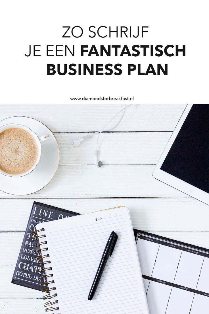 En overtuig je de wereld van jouw geweldige ideeën en plannen! | #carrière #ondernemen #businessplan #ondernemingsplan