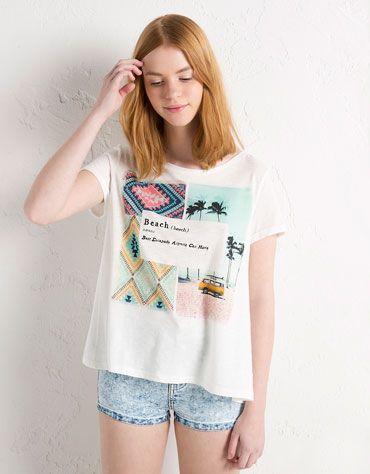 Bershka México - Camisetas - Bershka