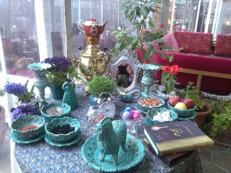 1000+ images about Persian New Year on Pinterest | Persian ... Persian Haft Seen
