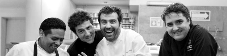 Biko. Cocina de autor en Mexico de la mano de Gerard Bellver, Mikel Alonso y nuestro gran amigo Bruno Oteiza