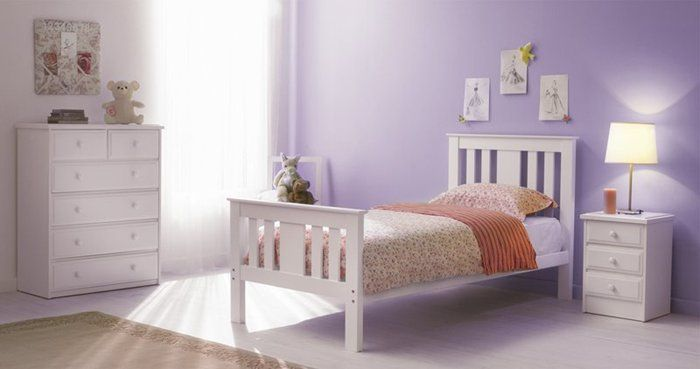 Aspen Kids Bedroom Collection manufactured by Flamingo Furniture, All Australian Made!