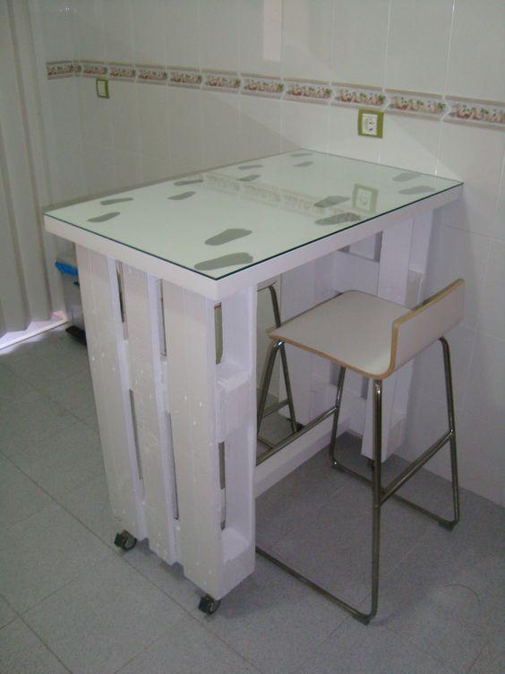1000 ideas about fabriquer un bureau on pinterest faire - Fabriquer un bureau avec des palettes ...