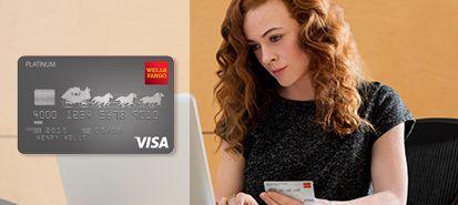 Secured Credit Card - Wells Fargo