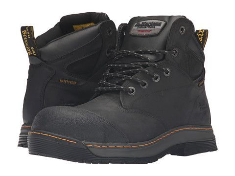 Dr. Martens Work Deluge Electrical Hazard Waterproof Steel Toe 6-Eye Boot