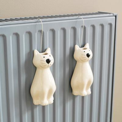 Saturateur de radiateur chat