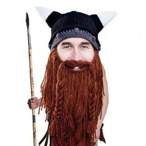 """Beard Hat """"Pillager"""""""