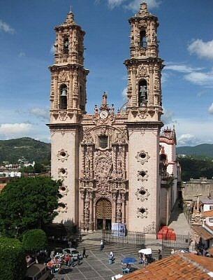 Cuernavaca church, Cuernavaca, Mexico