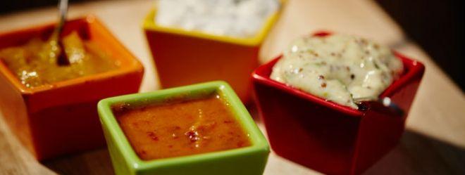 Zeste | 4 sauces pour brochettes de Antoine Sicotte