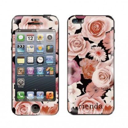 rienda(リエンダ)×Gizmobies/Flower【iPhone5/5s専用Gizmobies】