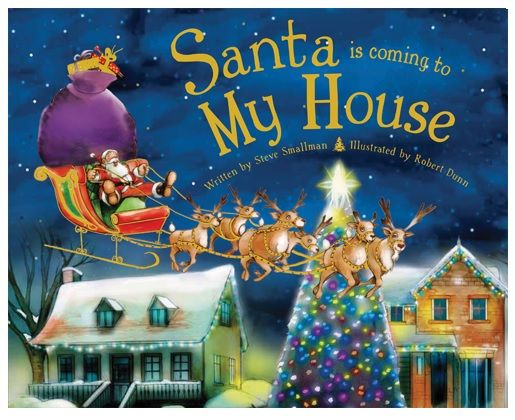 11 best christmas books images on pinterest birthdays mystic santa is coming to my house now in stock at christmas in blowing rock 1125 fandeluxe Image collections