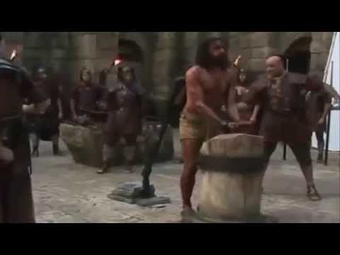 La Pasion de Cristo Detrás de Cámaras Making Of