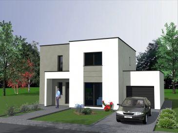 plans de maisons avec chambre au rez de chaussee et garage double - Google Search