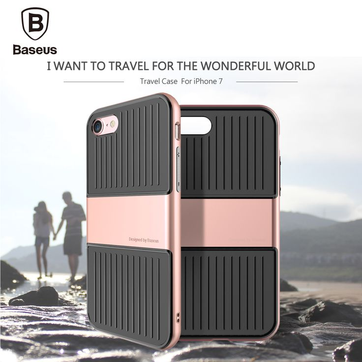 Find More Phone Bags & Cases Information about Baseus Luxury 4.7/5.5 Inch Case For iPhone 7 Plus Case Cover Travel Series Soft TPU PC Double Protective Phone Bag Shell,High Quality case sunglass,China case grip Suppliers, Cheap bags puma from Ranshine (HK) Technology Co., Ltd. on Aliexpress.com