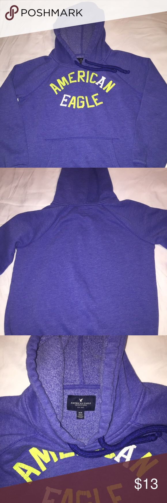 American Eagle sweatshirt American eagle sweatshirt. Good condition! American Eagle Outfitters Tops Sweatshirts & Hoodies