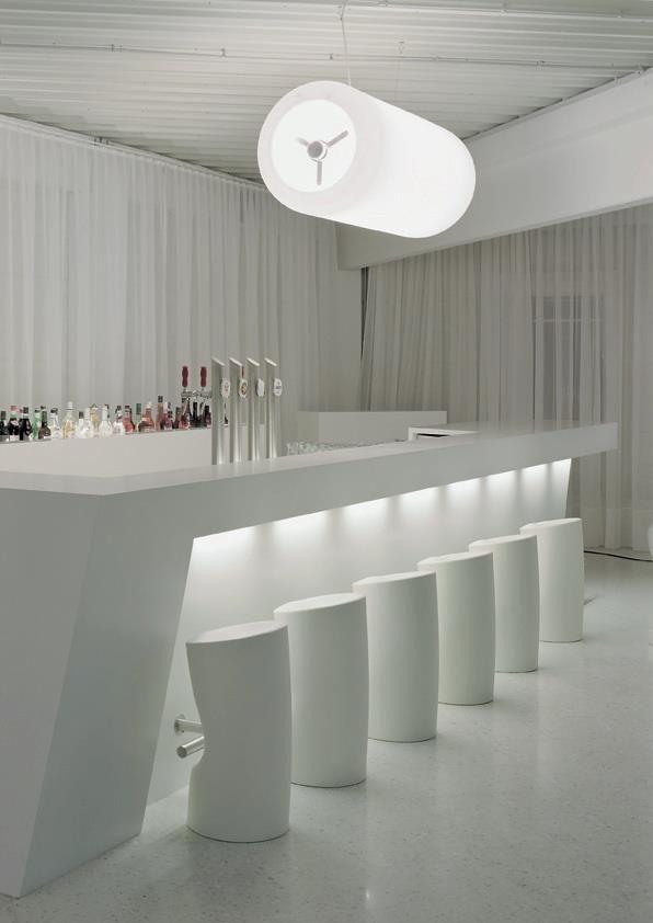Golf-Zone Linz, EPPS-Architects, Graz, Austria © Rupert Steiner #DARK D2V2 design by Danny Venlet