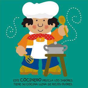 profesion cocinero