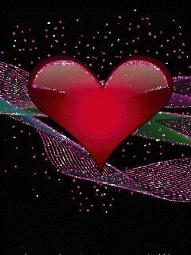 Делать, картинки мерцающие сердечки