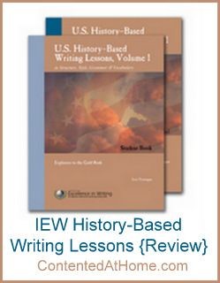 Ancient History-Based Writing Lessons [Teacher/Student Combo]