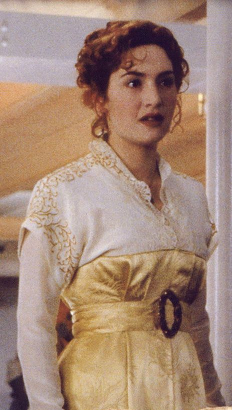 I love all of her dresses in the movie