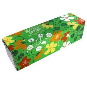 Blooming Garden Capucines Tom Pouce :  faites pousser de jolies fleurs à l'intérieur tout au long de l'année ! www.petiteplante.com  #cadeau #plantes #graines #jardinière #capucines